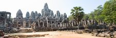 Free Bayon Panorama Stock Photo - 2502660