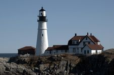Free Lighthouse Royalty Free Stock Images - 2504579