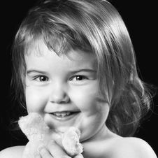 Free Smiling Happy Child Royalty Free Stock Images - 2504629