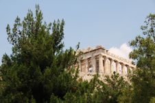 Free Acropolis In Athens Stock Photos - 2504713