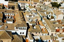 Free Roofs Of Old City Of Granada Royalty Free Stock Photo - 2505485