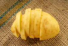 Free Potatoes Royalty Free Stock Image - 2505526