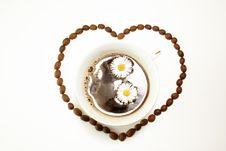 Free Coffee Beans Royalty Free Stock Photos - 2505798