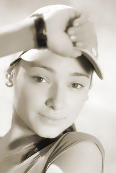 Free Portrait Girl Stock Photos - 2508293