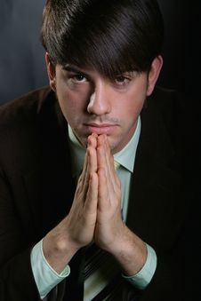 Free Young Business Man Stock Photos - 2508853