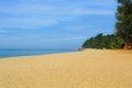 Free Sandy Beach Royalty Free Stock Image - 25014306