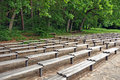 Free Bench Forest Stock Images - 25016034