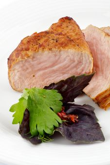 Free Spicy Roast Pork Royalty Free Stock Images - 25014029