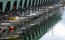 Free Boat Marina Royalty Free Stock Image - 25019566