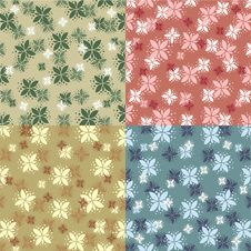 Free Floral Backgrounds Stock Images - 25029024