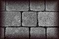 Free Black And White Textured Brick Royalty Free Stock Photos - 25033398