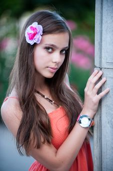 Free Youth Girl Stock Images - 25030424