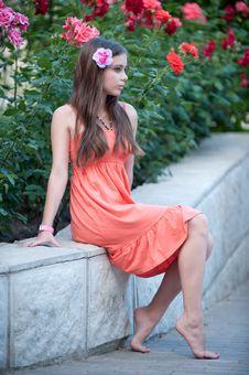Free Youth Girl Stock Photo - 25030470