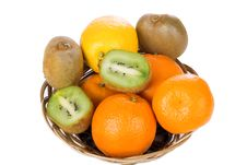 Free Citrus Fruit Royalty Free Stock Photography - 25035177