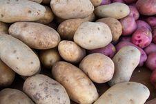 Free Potatoes Royalty Free Stock Image - 25039246