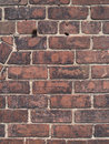Free Worn Red Brick Wall Stock Photos - 25042193