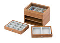 Free Wooden Jewelry Box Royalty Free Stock Image - 25044106