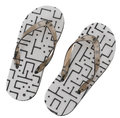 Free Slippers Stock Photography - 25044412