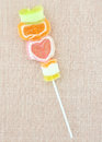 Free Jelly Candy Stick Stock Photos - 25049053