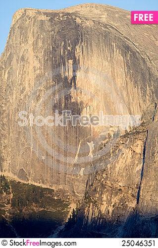 Free Half Dome Stock Image - 25046351