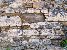 Free Stone Wall Stock Image - 25042231