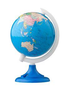 Free Terrestrial Globe Royalty Free Stock Photo - 25044235