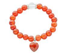 Gemstone Beads Bracelet Stock Images