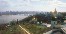 Free Kyiv Panorama. Royalty Free Stock Images - 25045579