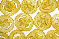 Free Transparent Fruit Slices Royalty Free Stock Photos - 25046048