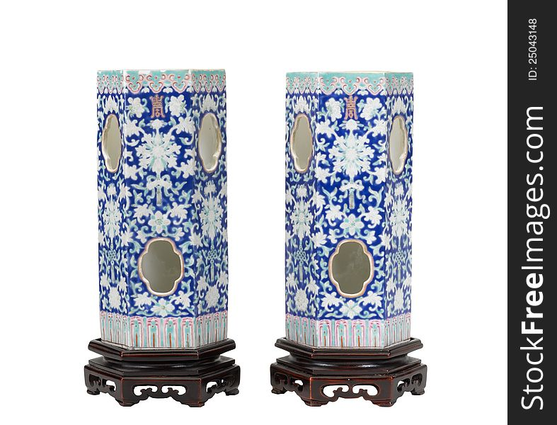 Chinese Antique Vases Free Stock Images Photos 25043148