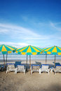 Free Beach Chair Stock Photography - 25051242