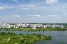 Free Butovo_Lake Stock Image - 25050711