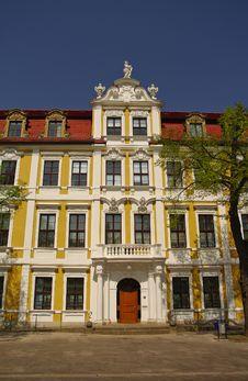 Free Landtag Of Saxony-Anhalt In Magdeburg Stock Images - 25054554