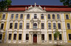 Free Landtag Of Saxony-Anhalt In Magdeburg Royalty Free Stock Photos - 25054568