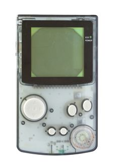 Free Retro Game Console Stock Image - 25059731
