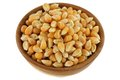 Free Dried Yellow Corn Kernels Stock Photo - 25061150