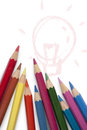 Free Color Pencil Stock Images - 25061564