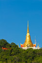 Free Golden Pagoda On Koh Samui Stock Photography - 25066102