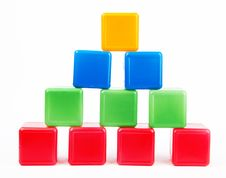 Free Cubes Stock Images - 25060144