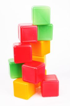 Free Cubes Stock Photo - 25060170