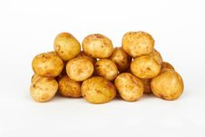 Free Potatoes Stock Photo - 25060300