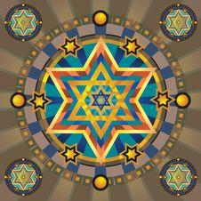 Free Geometric Pattern Stock Images - 25064224