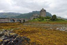 Free Eilean Donan Castle Stock Photo - 25067770