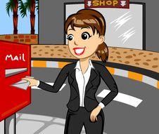 Free Mail It Stock Photo - 25089040