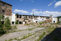 Free Dilapidated Houses Stock Photo - 25090460