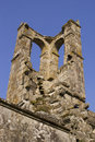 Free Ruined Tower Of The Fifteenth Century Church Royalty Free Stock Photo - 25092065