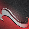 Free Red Wave. Abstract Background. Royalty Free Stock Photography - 25097197
