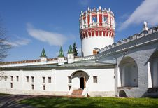Free Novodevichiy Convent, Moscow Royalty Free Stock Images - 25091749