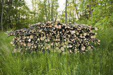 Free Firewood Stock Photos - 25091823