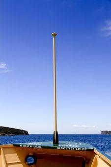 Free Mast And Sail Royalty Free Stock Image - 25092996